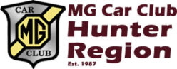 MG Car Club Hunter Region